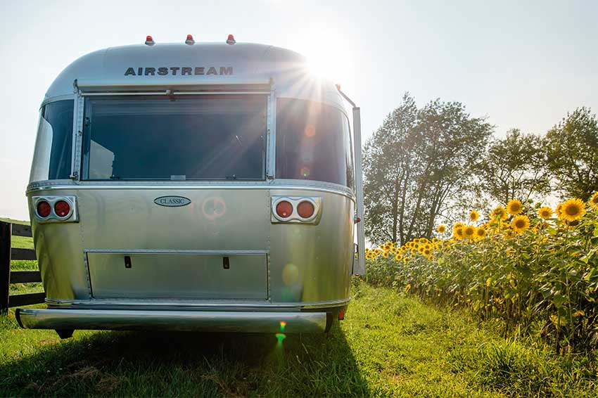 Airstream Store Location