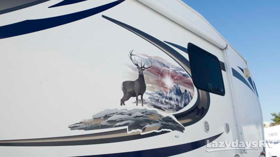 2012 Heartland Elkrigde 34TSRE