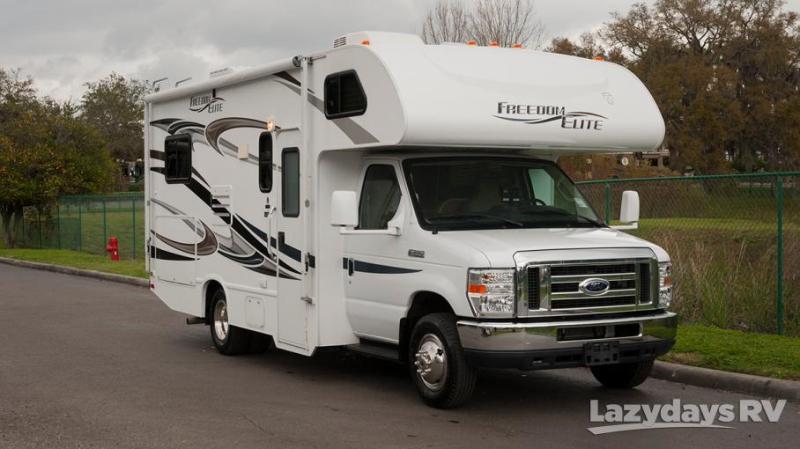 2012 Thor Motor Coach Freedom Elite