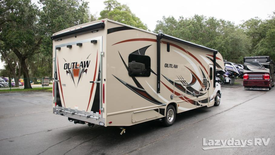 2018 Thor Motor Coach Outlaw C 29H