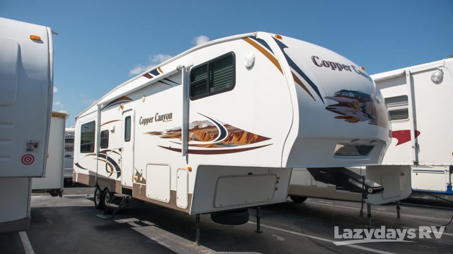 2009 Keystone RV Copper Canyon 330FWRET