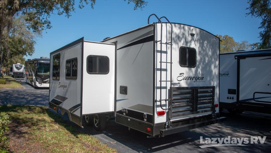 2019 Forest River Surveyor 267RBSS