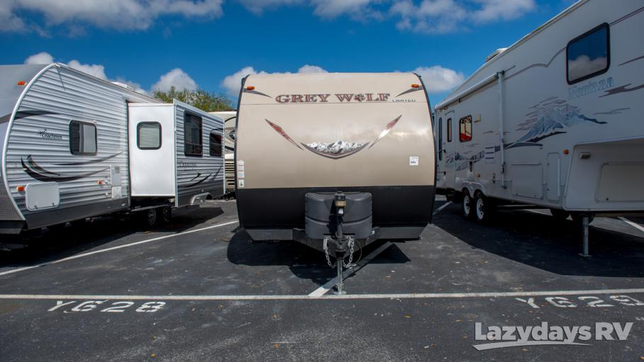 2017 Forest River Grey Wolf 22RR