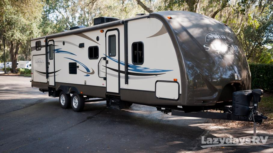 2013 Crossroads RV Sunset Trail TT 31BH