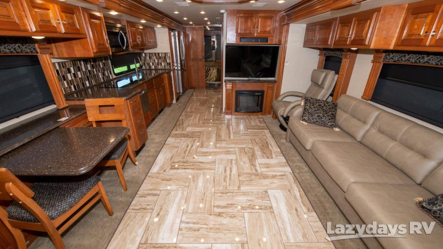 2017 Fleetwood RV Discovery 39F