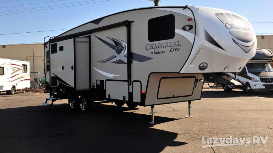2017 Coachmen Chaparral Lite 28RLS