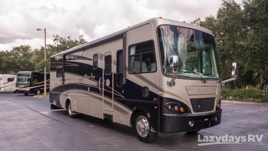 2007 Tiffin Motorhomes Allegro Bay 37QDBW255