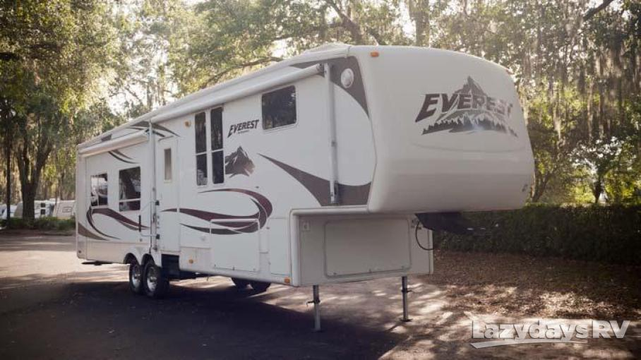 2007 Keystone RV Everest 345S