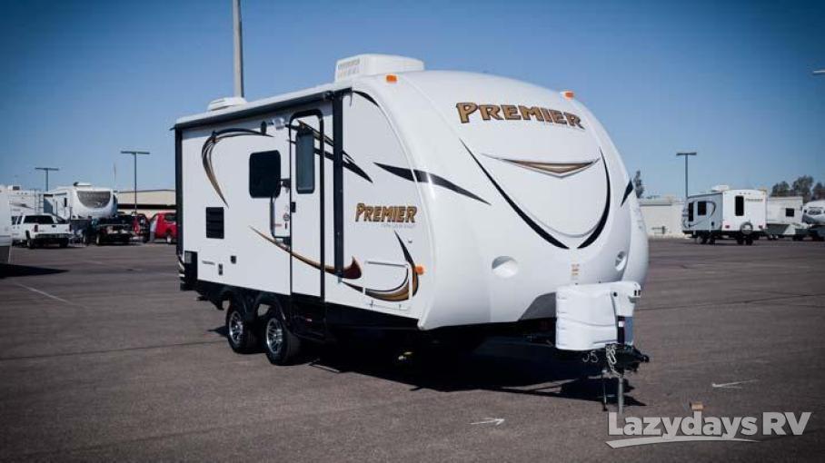 2012 Keystone RV Premier 19FBPR
