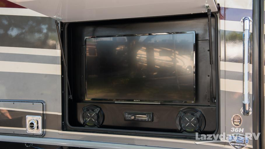 2016 Fleetwood RV Bounder 36H