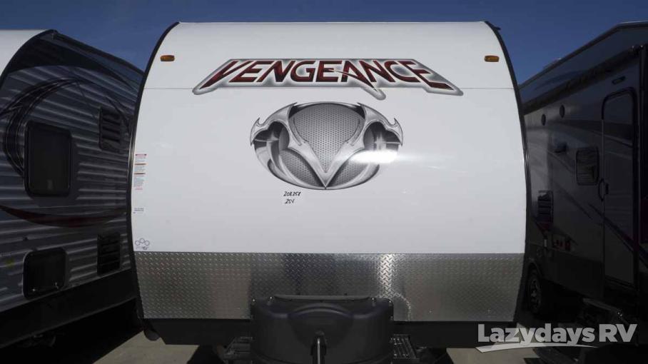 2016 Forest River Vengeance 25V