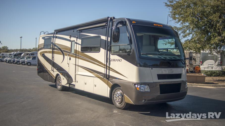 2011 Thor Motor Coach Serrano 33A