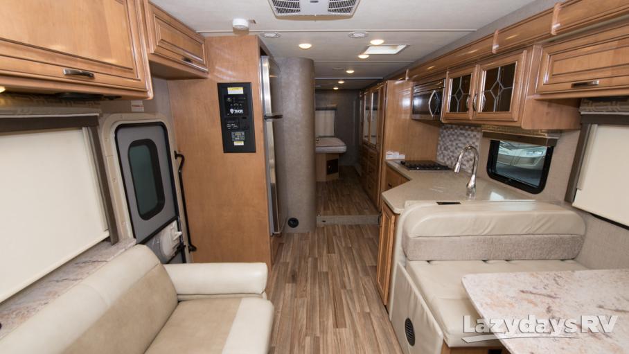 2018 Thor Motor Coach Quantum WS31