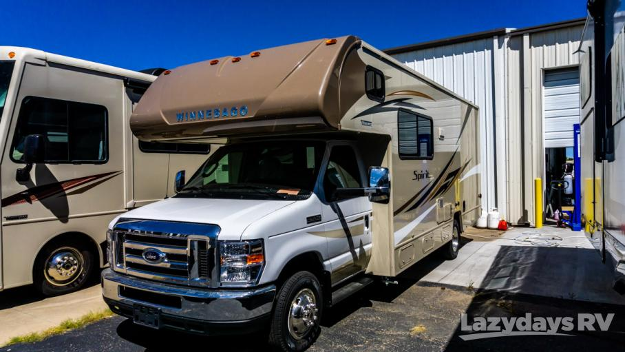 2019 Winnebago Spirit 25B
