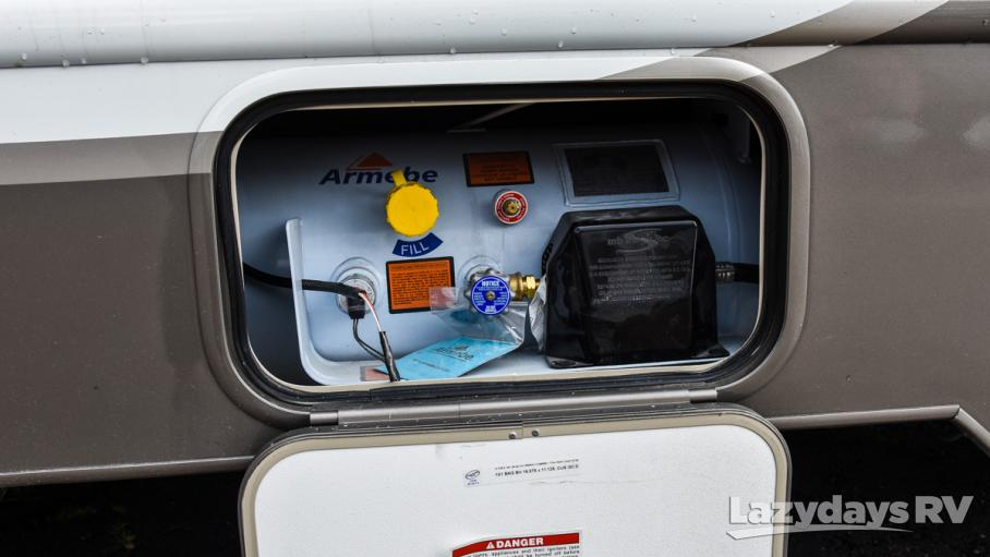2020 Thor Motor Coach Quantum WS31
