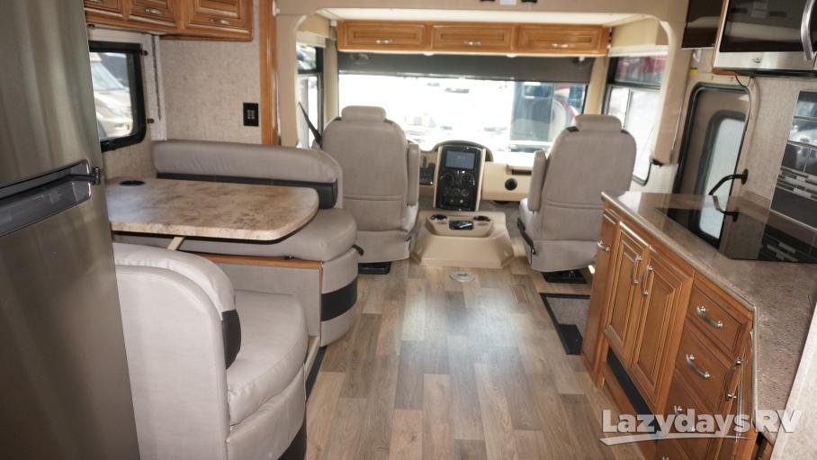 2018 Thor Motor Coach Outlaw  A 37RB