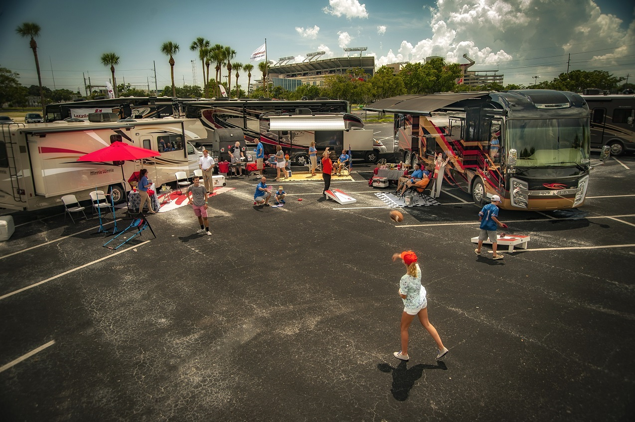 Enter the Ultimate RV Tailgating Experience Sweepstakes