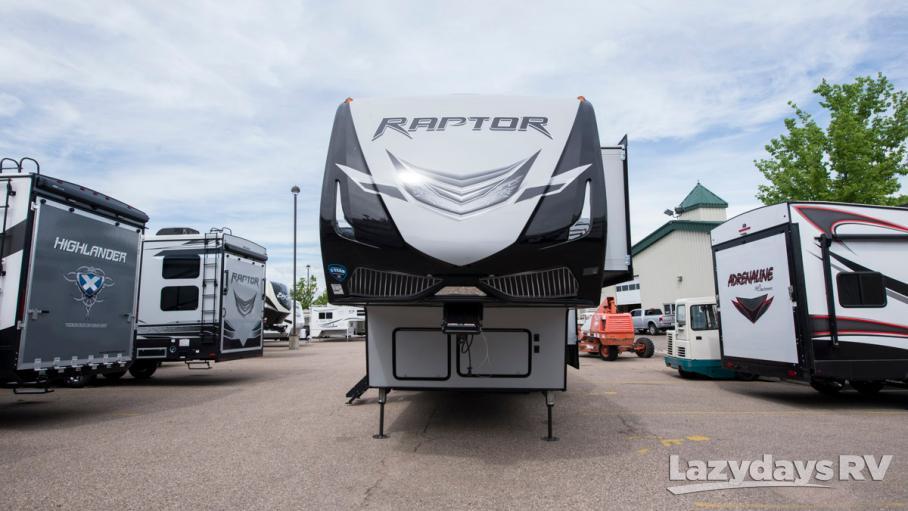 2019 Keystone RV Raptor 424TS