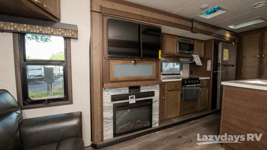 2020 Highland Ridge RV Open Range 323RLS