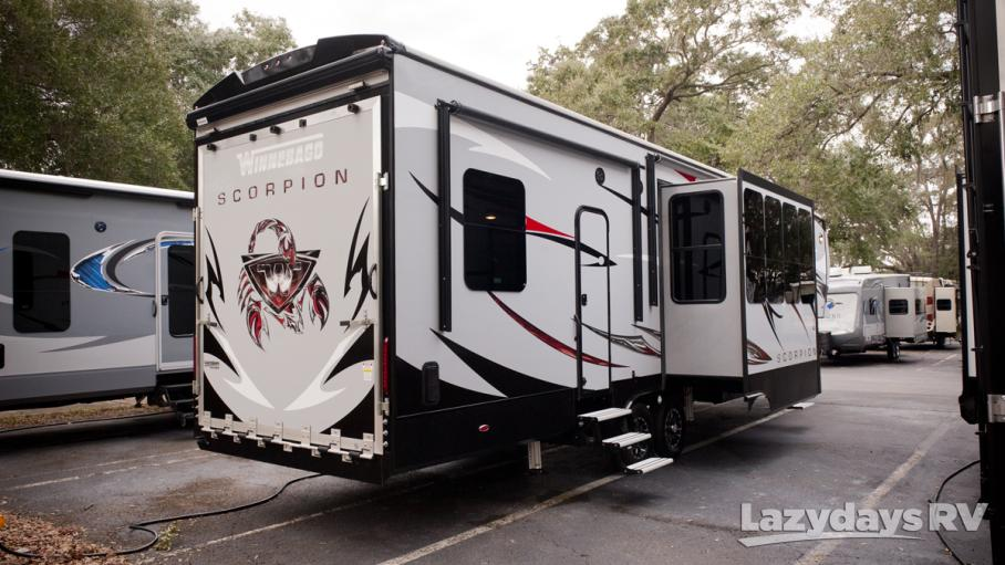 2016 Winnebago Scorpion 3480