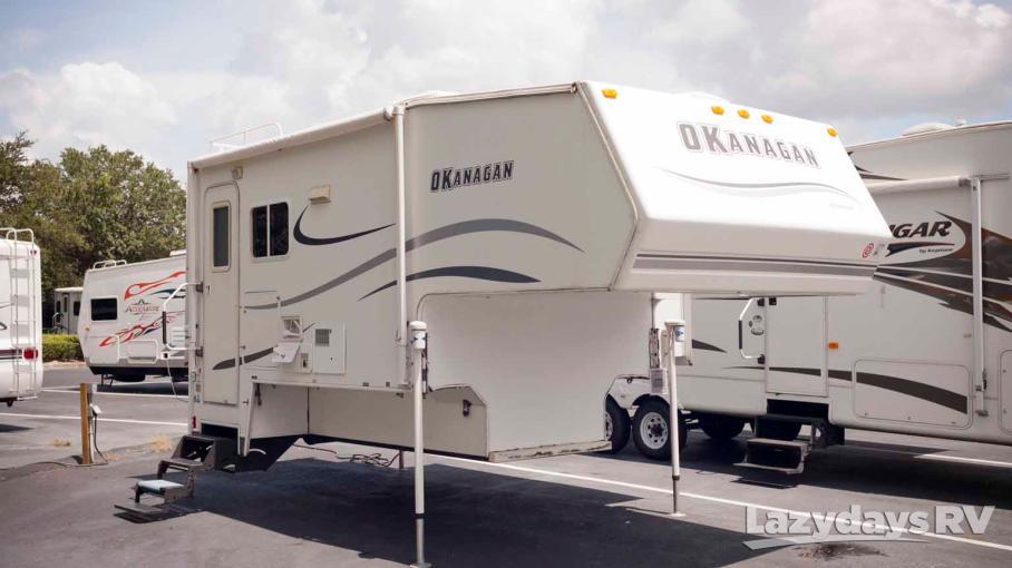 2007 Okanagan Ultimate Suite 1117DBL
