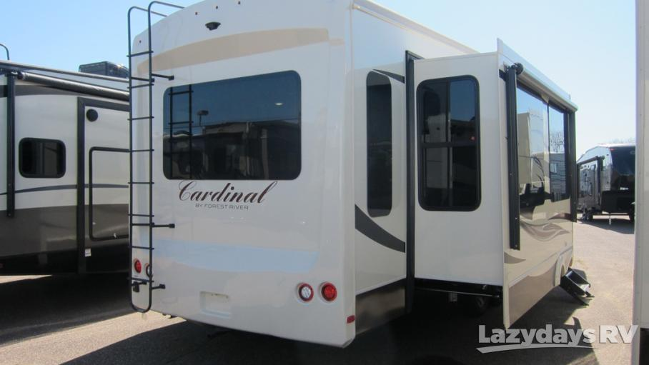 2018 Forest River Cardinal Luxury 3350RL