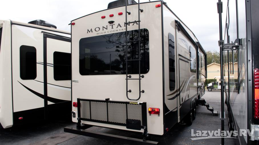 2017 Keystone RV Montana High Country 345RL