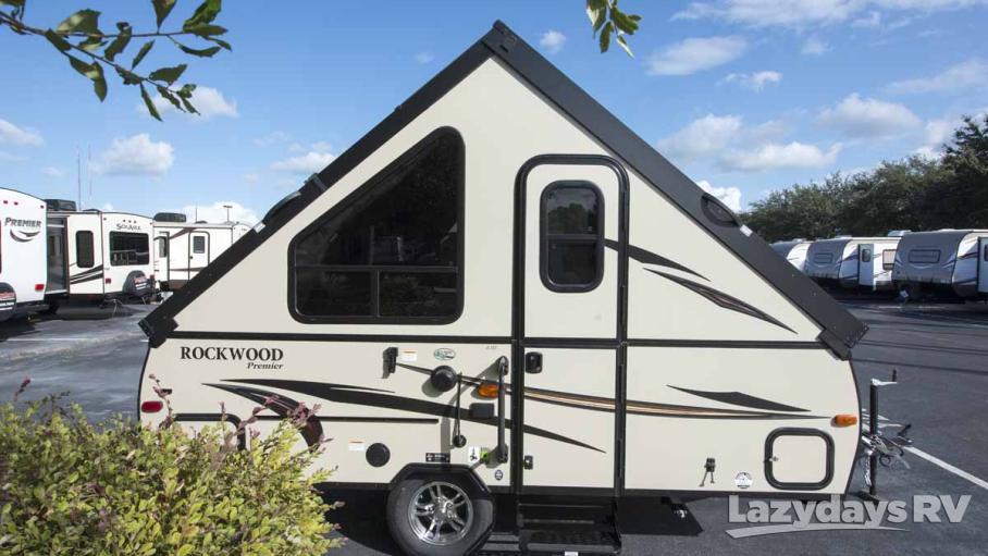 2016 Forest River Rockwood Premier A A122