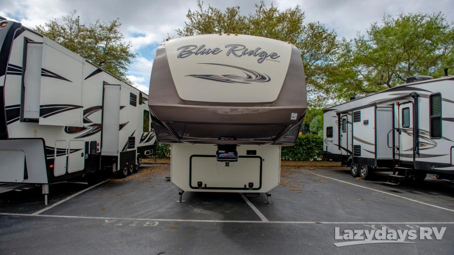 2017 Forest River Blue Ridge 3780LF