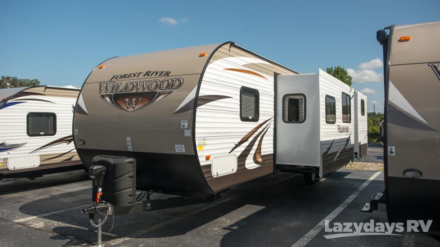 2016 Forest River Wildwood 31KQBTS