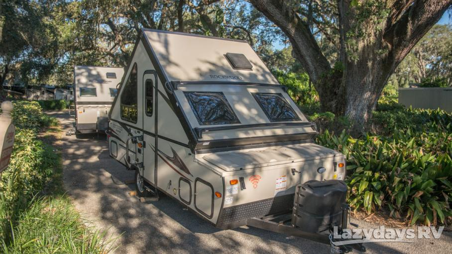2018 Forest River Rockwood Premier A122S