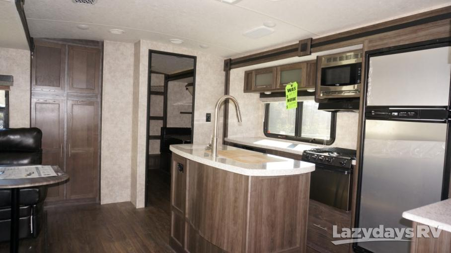 2018 Highland Ridge RV Light 312BHTS