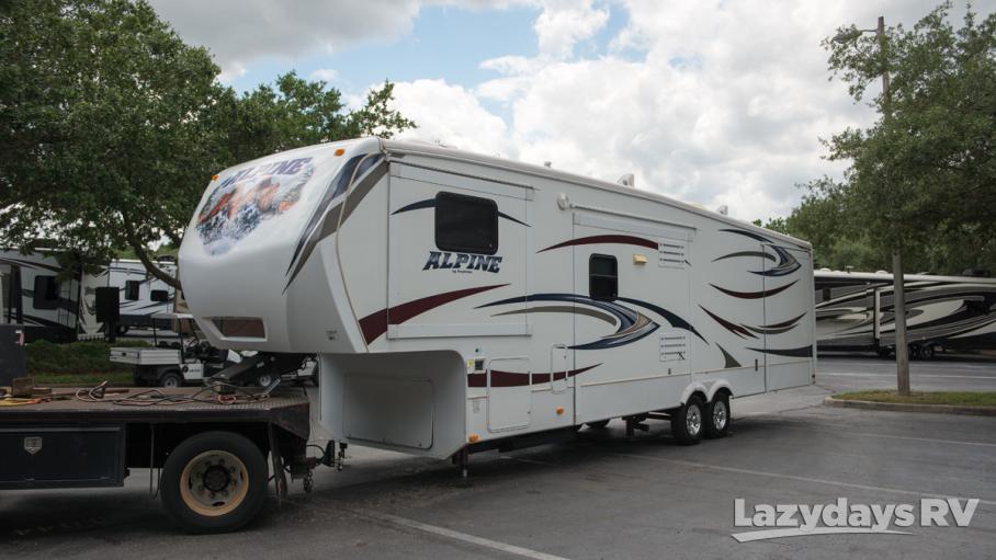 2012 Keystone RV Alpine 3495FL