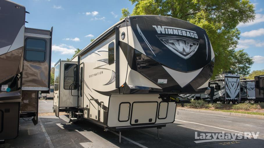 2016 Winnebago Destination 37RD