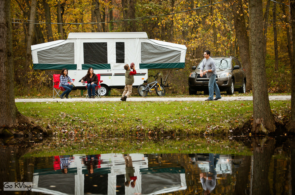 Ultimate Guide to Pop-Up Campers | Lazydays RV