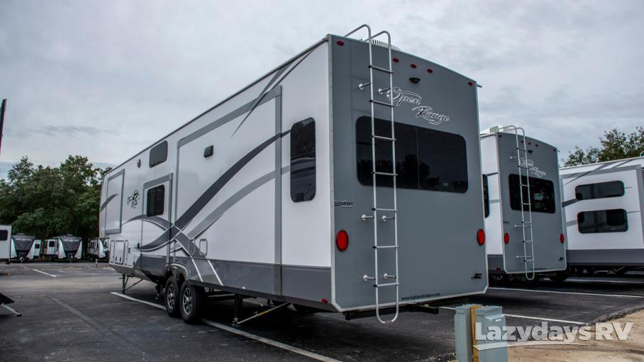2020 Highland Ridge RV Open Range 371MBH