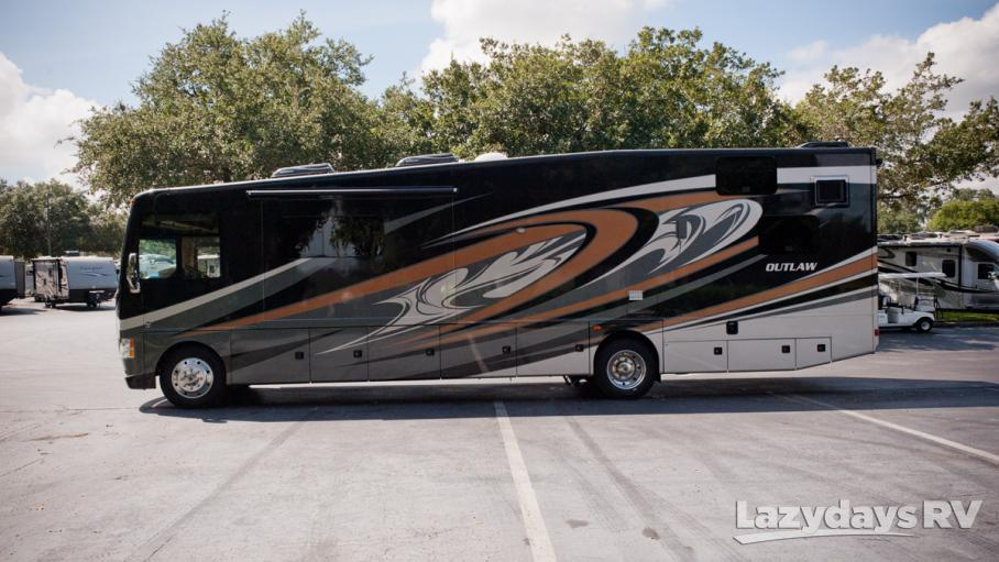 2016 Thor Motor Coach Outlaw 37RB