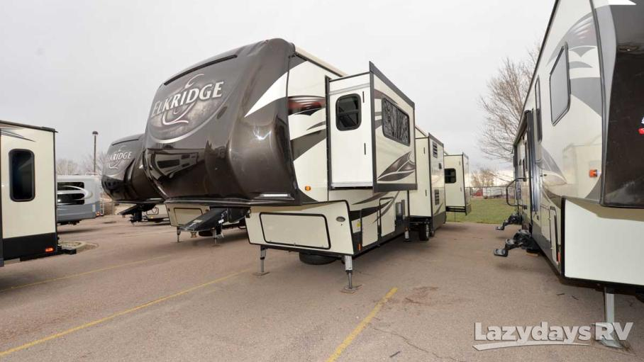 2016 Heartland Elkridge 40FLFS