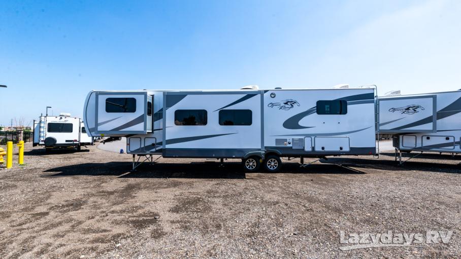 2019 Highland Ridge RV Open Range 376FBH
