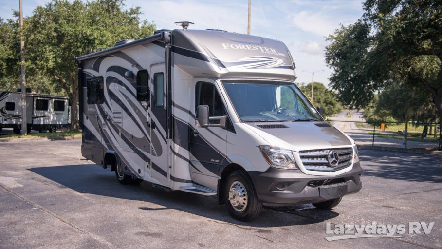 2017 Forest River Forester 2401W