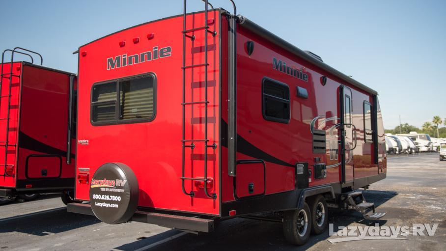 2019 Winnebago Minnie 2500RL