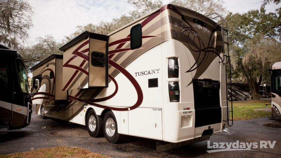 2016 Thor Motor Coach Tuscany 45AT