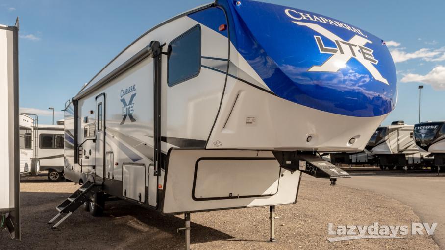 2019 Coachmen Chaparral X-Lite 295X