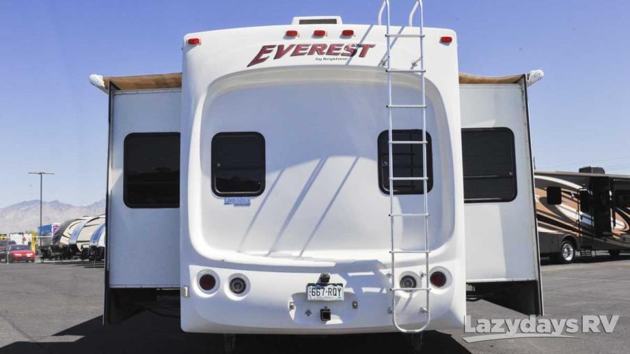 2008 Keystone RV Everest 345S