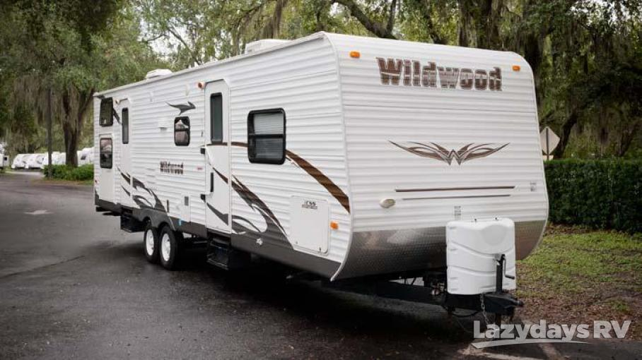 2011 Forest River Wildwood 30FKBS
