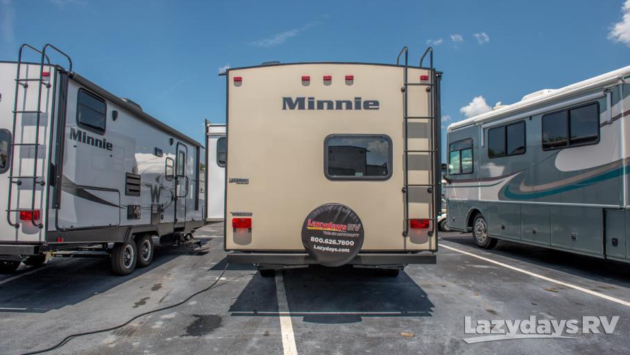2018 Winnebago Minnie 2455BHS