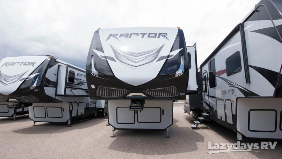 2018 Keystone RV Raptor 355TS