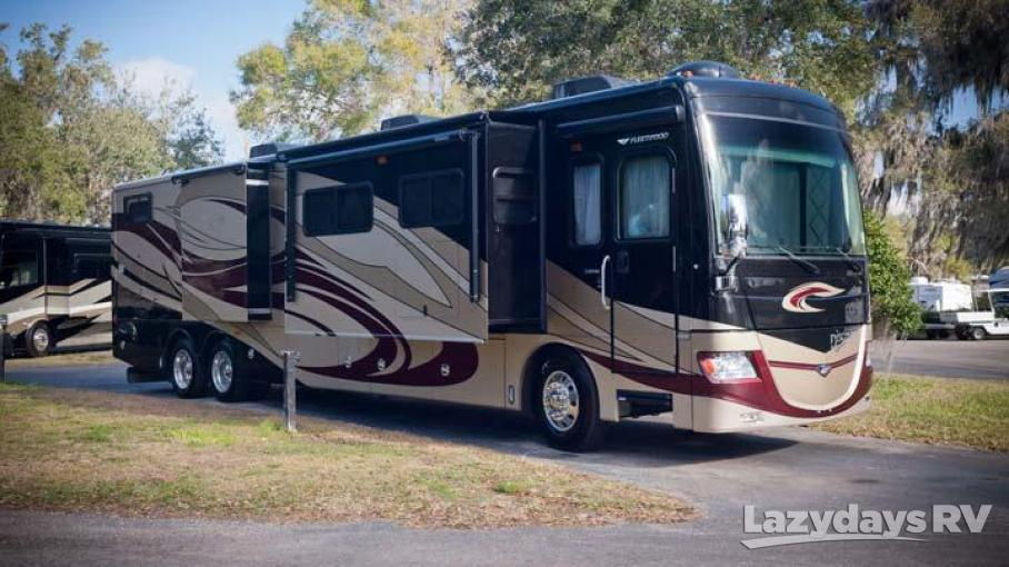 2011 Fleetwood RV Discovery 42A