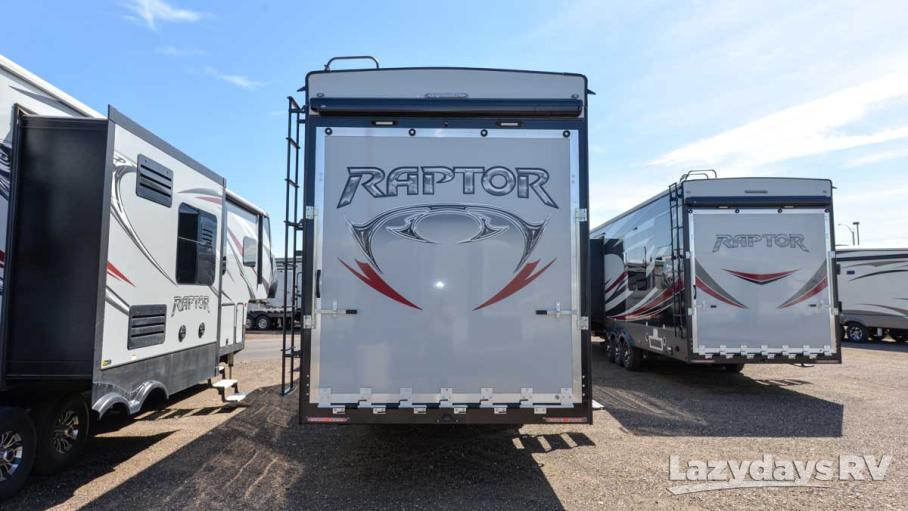 2016 Keystone RV Raptor 398TS