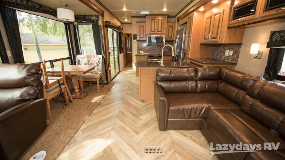 2016 Forest River Cedar Creek Cottage 40CFE2